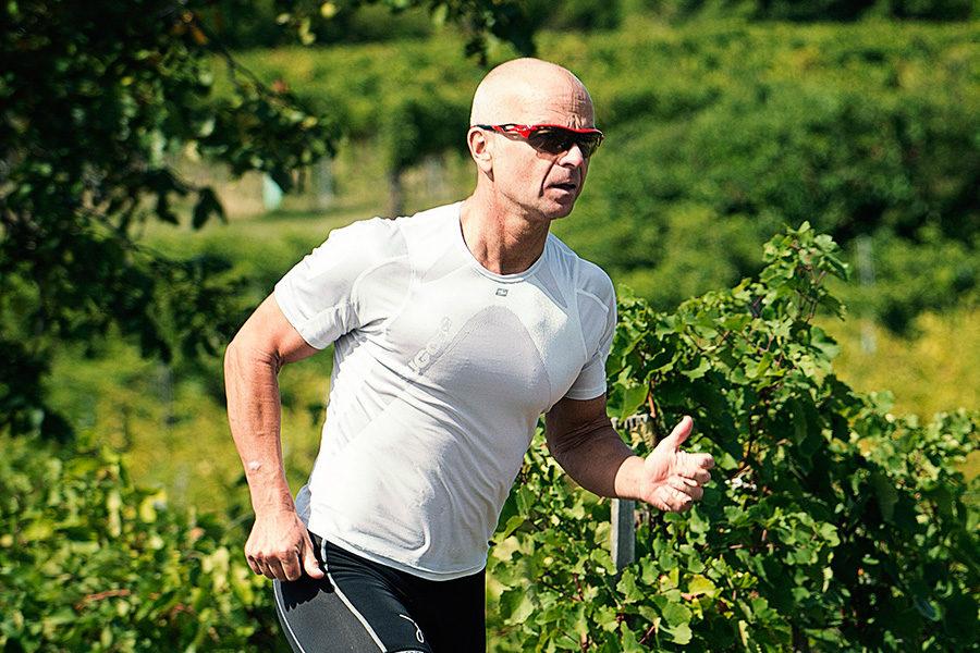 Thomas Hönig, Dipl. Health, Fitness und Personaltrainer aus Gießhübl im Bezirk Mödling.
